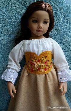 *Нас было четыре сестры. Куклы Maru and Friends / Другие коллекционные куклы / Бэйбики. Куклы фото. Одежда для кукол
