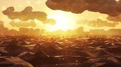 Low Poly Sunset by on DeviantArt Geometric Digital Wallpaper, Geometric Artwork, Landscape Background, Landscape Wallpaper, Sunset Wallpaper, Hd Wallpaper, Wallpapers, Digital Art Fantasy, Fantasy Art