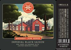 mybeerbuzz.com - Bringing Good Beers & Good People Together...: Breckenridge Brewery Lane Series - Imperial Black ...