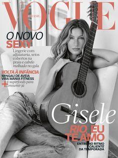 Qual a melhor capa da Vogue Brasil em 2016? Vote! - Vogue | News