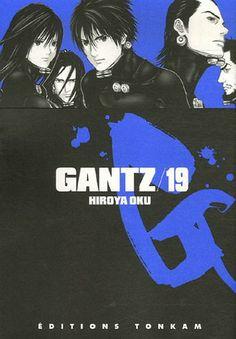 Gantz, Vol. 19.  Manga