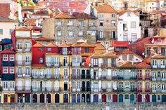 Porto, la pittoresque