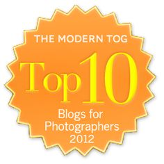 Top 10 Must-Read Blogs for Photographers in 2012 by The Modern Tog www.TheModernTog.com