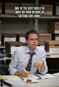 Quote for getting shit done Work Quotes, Attitude Quotes, Success Quotes, Great Quotes, Me Quotes, Motivational Quotes, Funny Quotes, Inspirational Quotes, Harvey Specter Suits