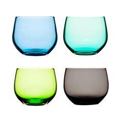 Sea Glass Inspired Tumblers / dotandbo.com