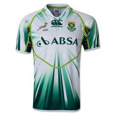 South Africa Springboks Sevens 13/14 Alt Rugby Jersey