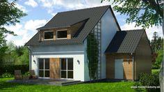 Montovaný dom Nova 101 - RD Rýmařov