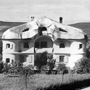 Haus Duldeck, designed by Rudolf Steiner 1915-1916 (photographed in the 1970s