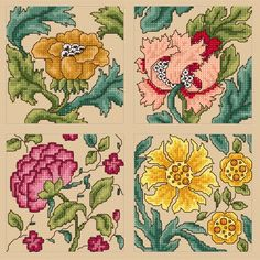 Maria Diaz Designs: William Morris Cards