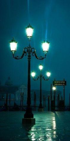 Venice by night #BnBGenius #lifeisajourney