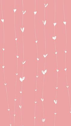 #cute #wallpaper #heart #pink # iPhone #vertical #phone #background