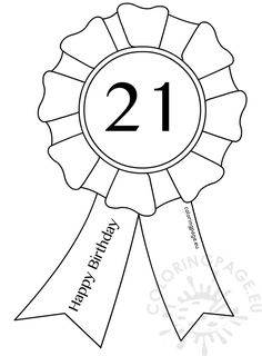 award ribbon coloring pages   Award Ribbon Clipart Outline   Clipart Panda - Free ...