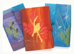 notebook covers by diane doran small quilting projects
