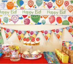 Delightful Ramadan & Eid Decorations - Silver Envelope
