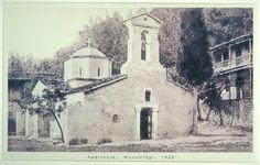 AMFIKLIA-Αμφίκλεια: Η Ιερά Μονή Δαδίου (Παναγία Γαυριώτισσα)