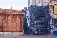Weekend Guide To Shoreditch: Street art in Shoreditch   London