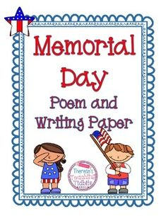 memorial day poem by joyce kilmer