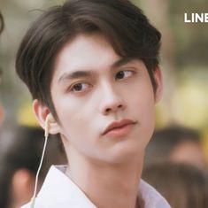 ☆ The Seriestt: tiberiuspitch Bright Wallpaper, Bright Pictures, Asian Love, Thai Drama, Cute Korean, Cute Faces, Male Face, To My Future Husband, Pretty Boys