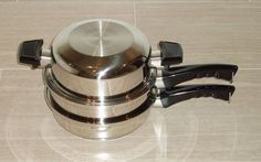New Saladmaster Replacement Side Handle For Skillets Pans