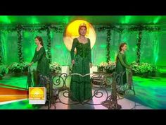 """""""I Know It's Today"""" - Shrek the Musical --Today Show.... this cracks me up every time!"""