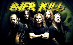 Overkill Band, Metal Bands, Rock Bands, Stormtroopers Of Death, Extreme Metal, Jersey Boys, Band Of Brothers, Plants Vs Zombies, Thrash Metal