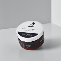 Made from jojoba oil and cocoa butter, this balm provides much-needed comfort and hydration to your skin after shaving. Theobroma Cacao, After Shave Balm, Jojoba Oil, Cocoa Butter, Your Skin, Shaving, The Balm, Herbalism, Fragrance
