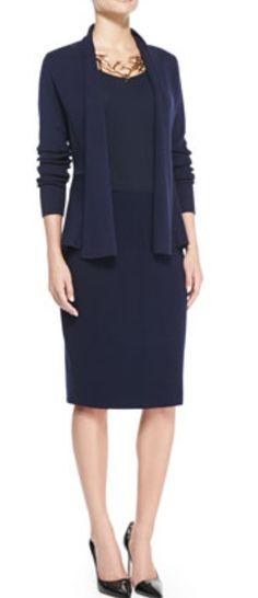 Eileen Fisher Silk-cotton