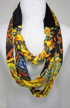 Love these fall colors upcycled fabric handmade into for Fall into color jewelry walmart