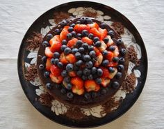 FODMAP-keittiöni - Porkkanamutakakku