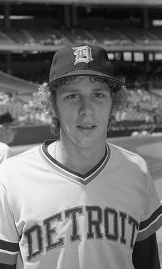 Mark Fidrych - Detroit Tigers
