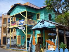 The Black Whale, San Juan del Sur, Nicaragua. No matter what night of the week it is there is usually at least one venue in town where you can enjoy live music. El Timón on Monday, Big Wave Daves on Wednesday and the Black Whale on Friday and Saturday — are just a few to mention. (V)