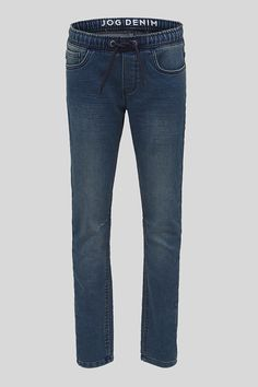 THE TAPERED JEANS - thermojeans - Jog Denim | C&A Tapered Jeans, Jogging, Denim, Pants, Shopping, Tops, Fashion, Fashion Trends, Walking