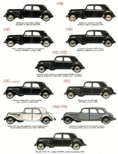 Vintage Motorcycles, Cars Motorcycles, Classic Sports Cars, Classic Cars, Ferrari F80, Citroen Traction, Traction Avant, Citroen Car, Roadster