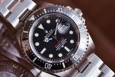 Rolex Sea-Dweller 43mm 126600 - Baselworld 2017 Review