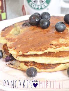 Sprinkles Dress: Pancakes ai mirtilli