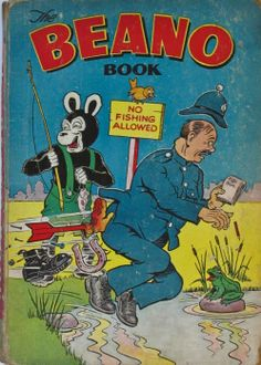 Beano annual from the 1950s  March House Books Blog