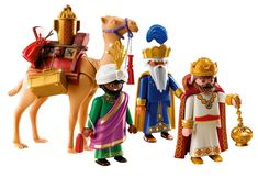 AmazonSmile: Playmobil Three Wise Kings: Toys & Games