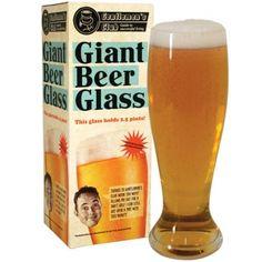 Massive Beer Glass
