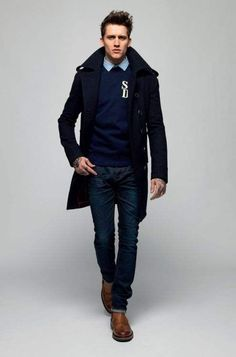 Fall style - can't wait until it's cooler outside.