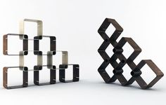 smart square - Pietro Russomanno http://www.buymedesign.com/blog/top-modular-design-selection/ #shelf