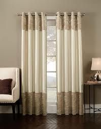 Cool Luxury Curtains For Living Room With Modern Touch – Decorating Ideas - Home Decor Ideas and Tips Two Tone Curtains, Luxury Curtains, Home Curtains, Floral Curtains, Curtains Living, Panel Curtains, Hanging Curtains, Panel Bed, Sweet Home