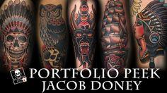 Portfolio Peek - Jacob Doney SullenTV Presents a Brand NEW Portfolio Peek with Jacob Doney!