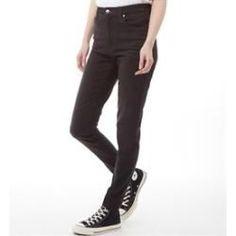ONLY Damen Onlkendell Eternal Ankle Black Noos Jeanshose