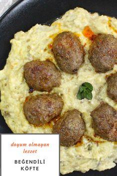 Beğendili Köfte – Nefis Yemek Tarifleri – – Keto tarifleri – The Most Practical and Easy Recipes