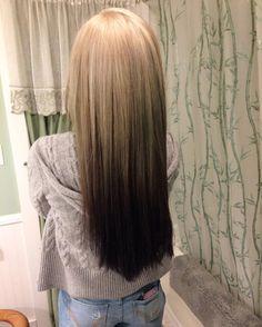 1491379580_light-to-dark-reverse-ombre-hair.jpg (1080×1349)