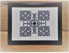 zmijanje embroidery ズミヤニェ刺繍(ボスニア・ヘルツェゴビナ)