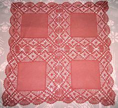 522 Origin Connection Time-Out - Diy Crochet Borders, Crochet Flower Patterns, Crochet Blanket Patterns, Crochet Flowers, Crochet Stitches, Knitting Patterns, Diy Crafts Knitting, Diy Crafts Crochet, Crochet Home