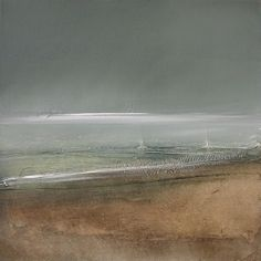 Parchment. 30cm x 30cm, oil on canvas. Dion Salvador Lloyd