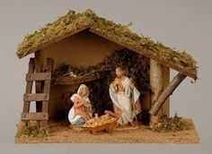 Christmas Central offers Christmas Nativity Pieces including Lighted Nativity Figures, Outdoor Nativity, Fontanini Pieces, Stables, & more! Nativity Stable, Nativity Church, Outdoor Nativity, Christmas Nativity Set, The Nativity Story, Nativity Scene Pictures, Nativity Scenes, Nativity Sets For Sale, Nativity Clipart