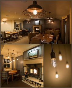 Today's photo is of The Farmers Arms, a recent pub & restaurant lighting project we did in Great Eccleston :-)